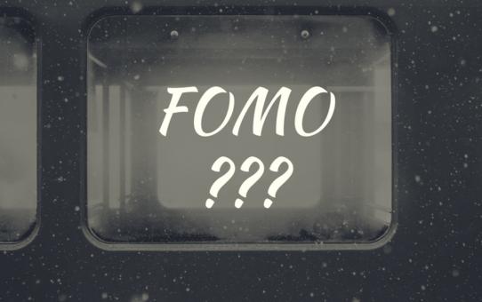 Czy wiesz co to jest FOMO?