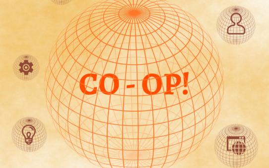CO-OP!