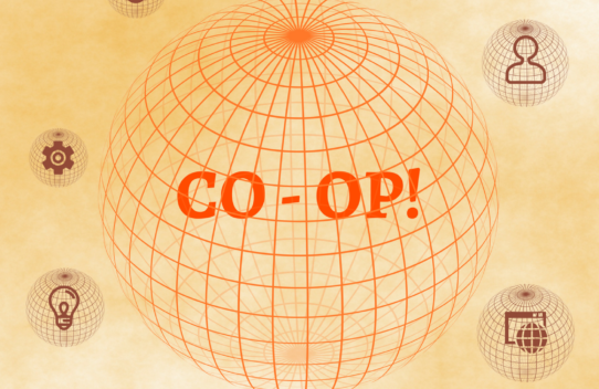 CO-OP!: e-learning