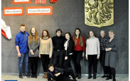 Polska i Czeska młodzież spotkała się w Bytomiu