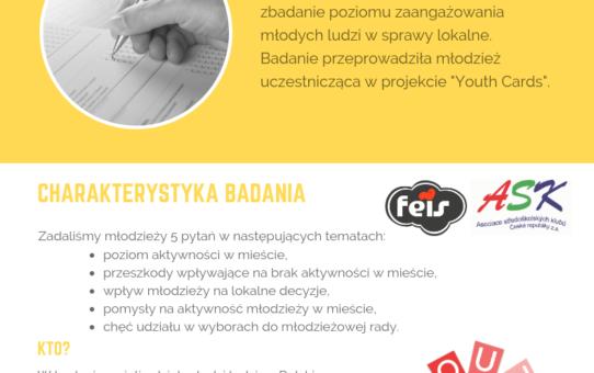 Zbadaliśmy poziom aktywności młodzieży w Bytomiu!