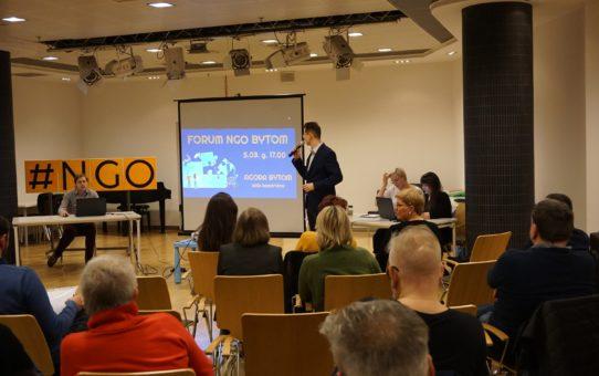 O strategii dla miejskiego wolontariatu w Bytomiu